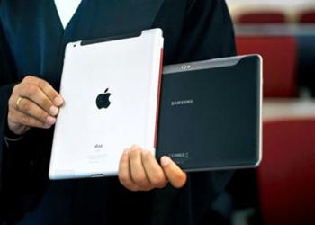 Samsung plagia a Apple