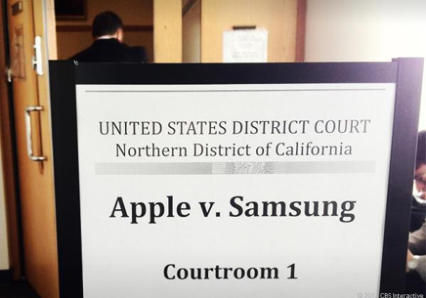 Apple vence a Samsung