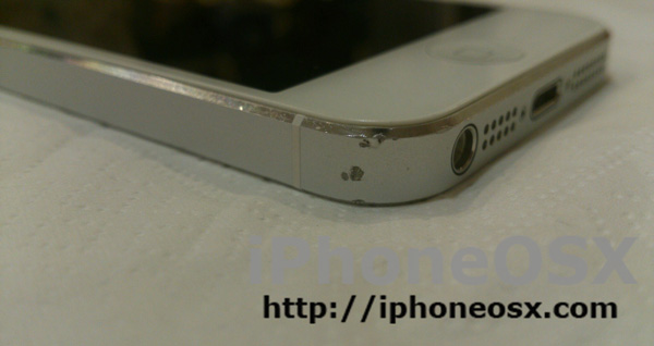 iPhone 5 con funda