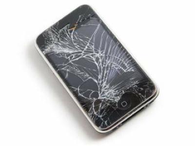 Como reparar la pantalla rota del iPhone 3, 3G, 4, 4S y 5