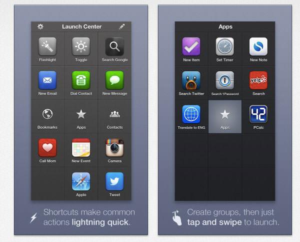 organización en tu iPhone