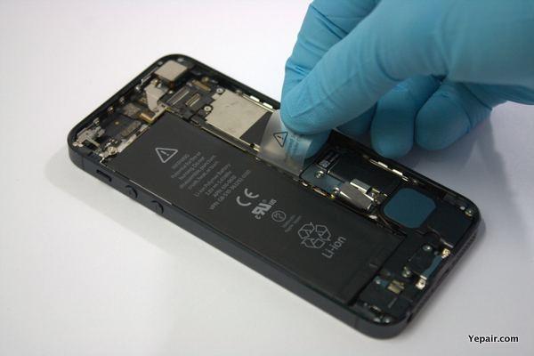 Cómo desmontar el iPhone 5