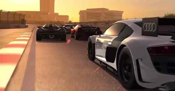 Real Racing 3 se actualizará para llevarnos al Autódromo de Dubai