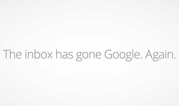 Gmail para iPhone se actualiza habilitando las nuevas categorías