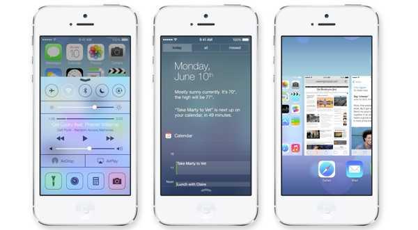 Tweaks que se han adaptado a iOS7 por parte de Apple