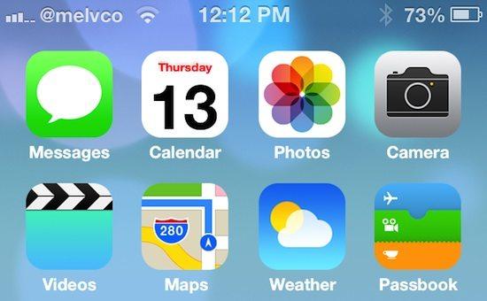 Cambia el aspecto de tu iPhone a iOS 7
