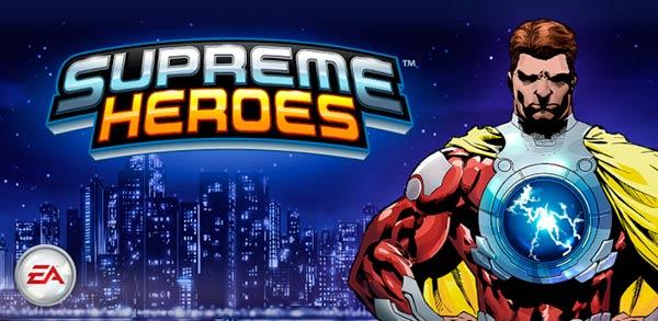 Personaliza tu propio héroe con 1000 trajes a elegir
