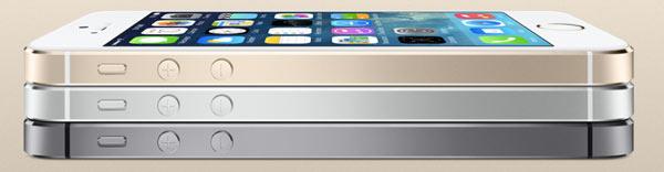 Comparamos las características del iPhone 5S, iPhone 5C y del iPhone 5