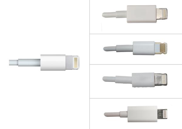 Apple nos enseña a identificar los cables Lightning falsos