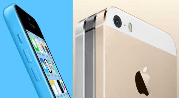 El iPhone 5S y el iPhone 5C ya están a la venta en nuestro país