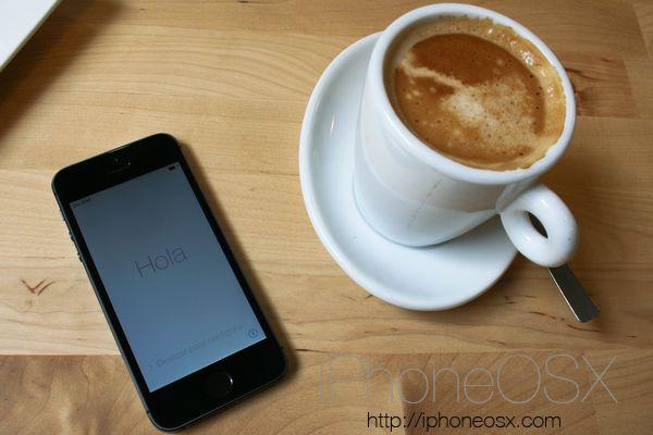 Análisis del iPhone 5S en vídeo por un usuario de Android