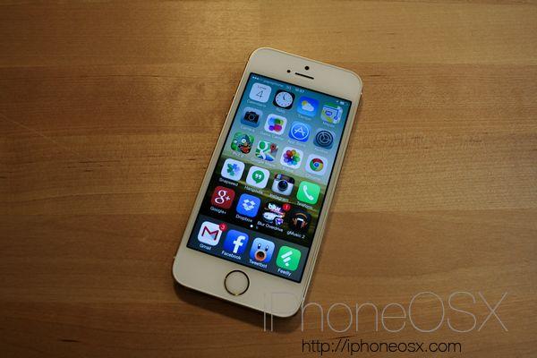 Conclusión iPhone 5S