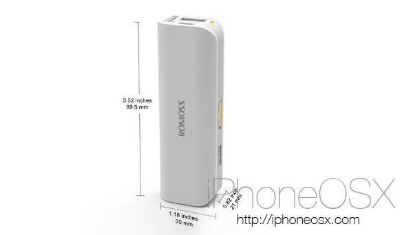 Romoss Sense 1 One para iPhone