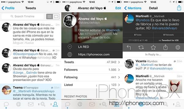 Diario de un Switcher 4: El paradigma Tweetbot