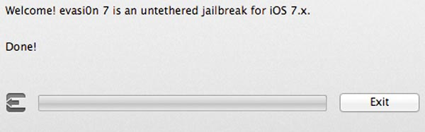 Cómo hacer el jailbreak para iOS 7 con Evasi0n: iPhone 5S, iPhone 5C...