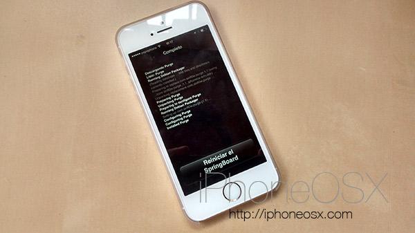 Cómo hacer el jailbreak al iPhone con iOS 7.1 o 7.1.1 con Pangu