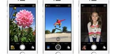 Recortar imágenes iPhone