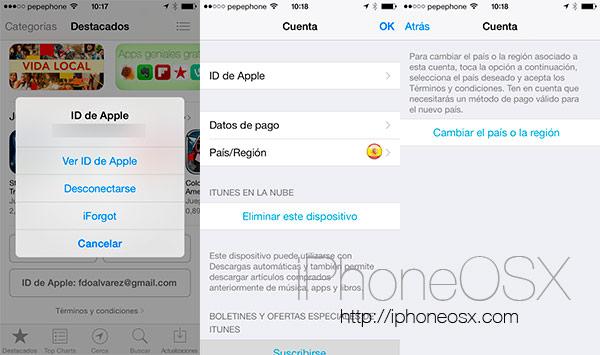 Cómo instalar Paper de Facebook en el iPhone fuera de USA
