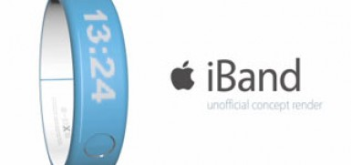 iBand concepto iWatch