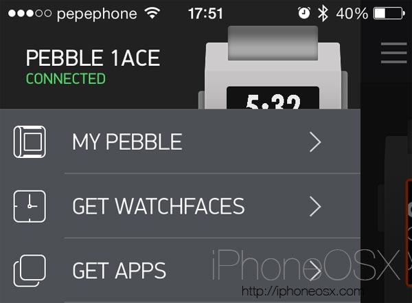 Análisis personal del reloj Pebble