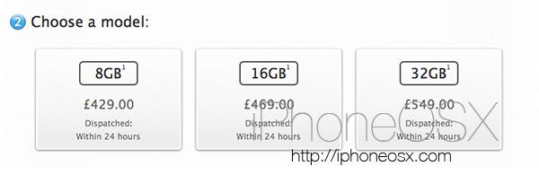Ya es real: iPhone 5C de 8 GB con un precio no demasiado bajo