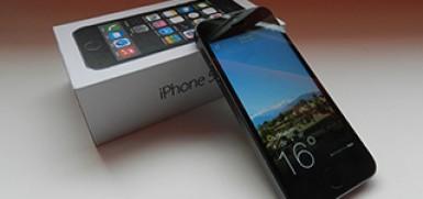 Tiempo en iPhone