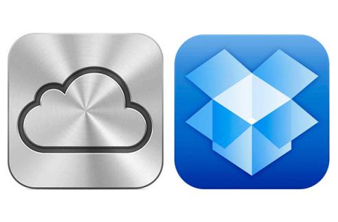 icloud versus Dropbox