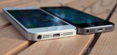 iPhone equilibrado