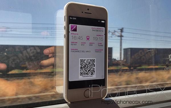 Passbook y la idea de pagar con el iPhone