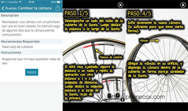 Aprende a reparar tu bicicleta con la aplicación Bici Repair
