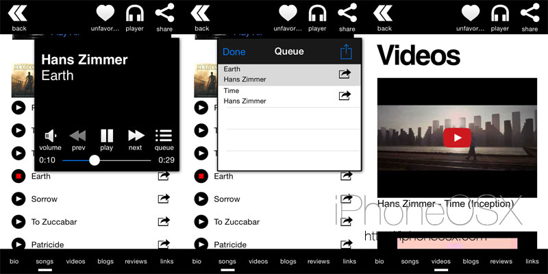 Discovr la aplicación para descubrir toda la música que te rodea