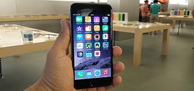 iOS 8 adopción