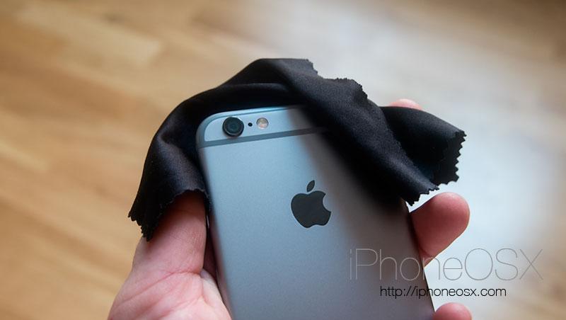 iPhone 6 a examen