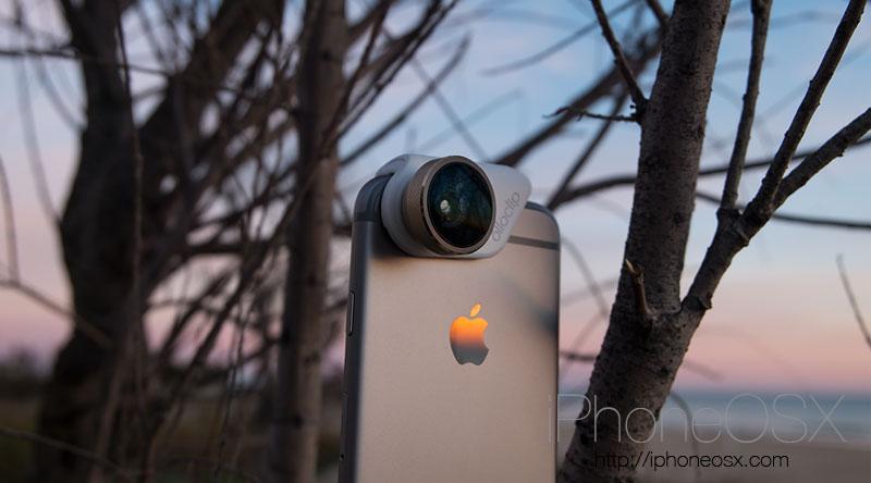 Olloclip para iPhone 6