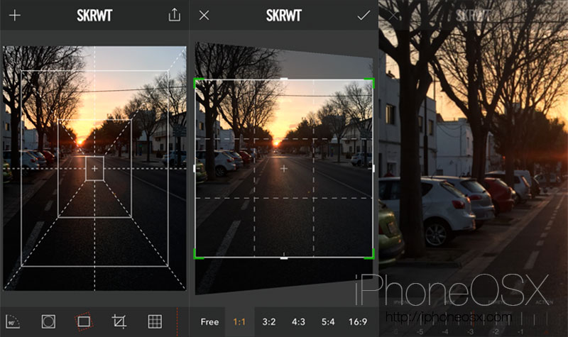 SKRWT para iOS