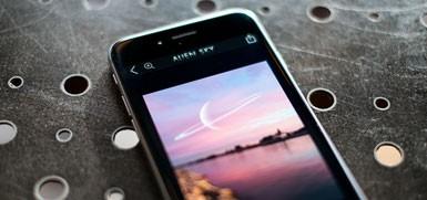 AlienSky para iOS
